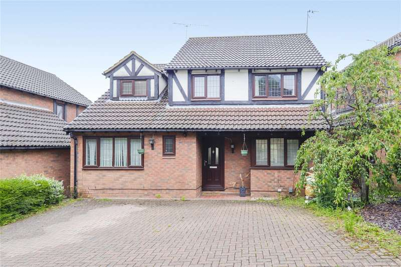4 Bedrooms Detached House for sale in Sheridan Way, Wokingham, Berkshire, RG41