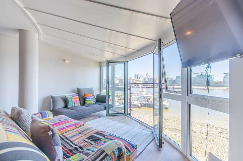 2 Bedrooms Flat for rent in Bermondsey Wall West, Bermondsey, SE16