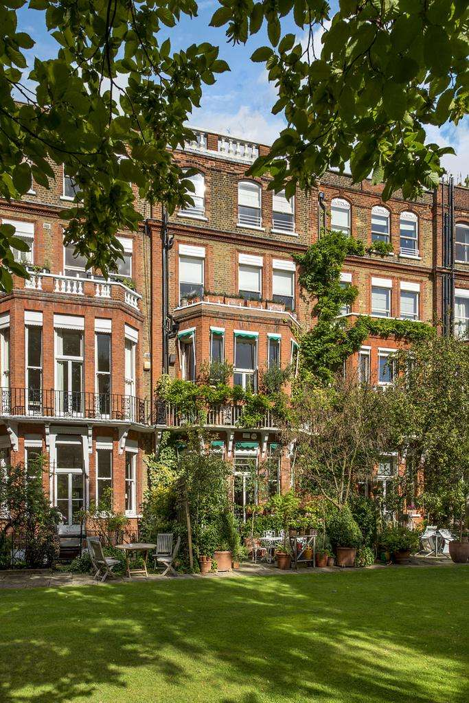 6 Bedrooms Terraced House for sale in Cresswell Gardens, London SW5