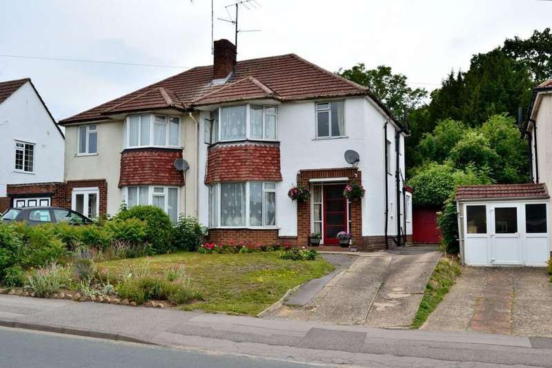 3 Bedrooms Semi Detached House for sale in Silverdale Road, Earley, Reading, Berkshire