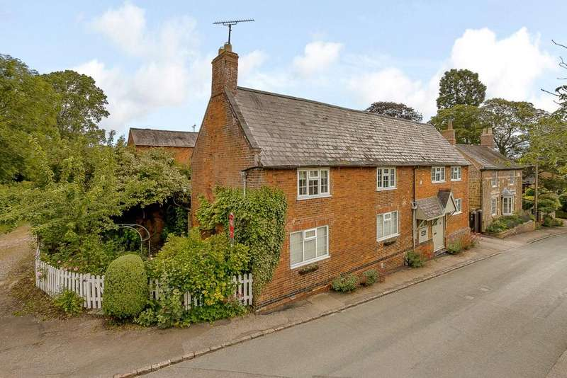 4 Bedrooms Detached House for sale in Main Street, Great Oxendon, Market Harborough, Leicestershire