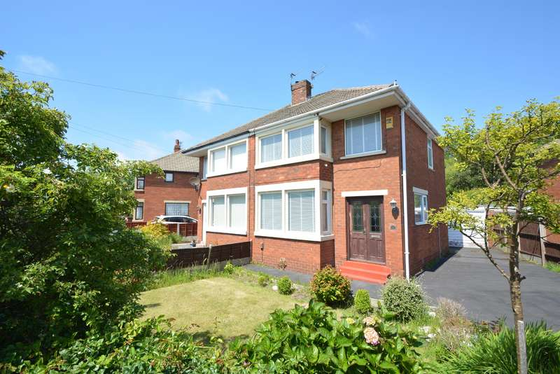 2 Bedrooms Semi Detached House for sale in Ravenglass Close, South Shore, Blackpool, FY4 5AB