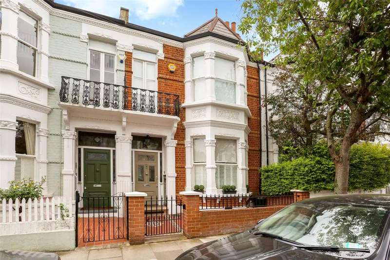 5 Bedrooms Terraced House for sale in Ringmer Avenue, London