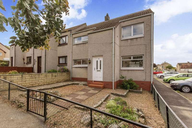 2 Bedrooms End Of Terrace House for sale in 86 Brierbush Road, Macmerry, EH33 1PT