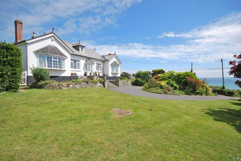 4 Bedrooms Detached House for sale in Perranuthnoe, Nr. Penzance, Cornwall