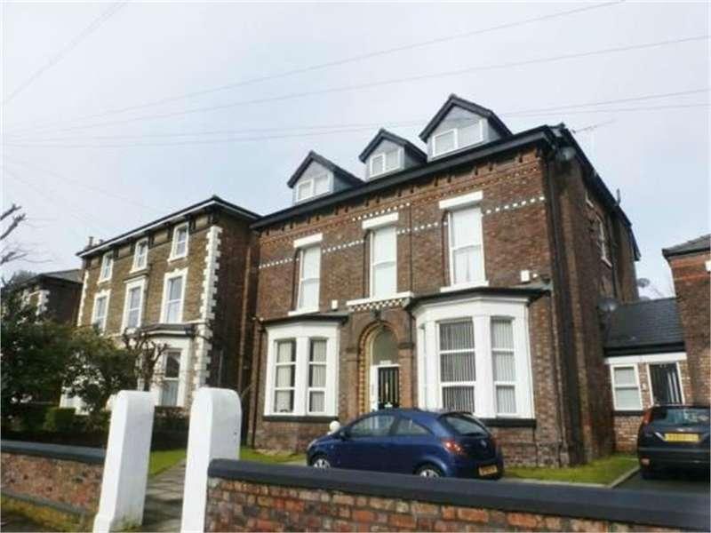 2 Bedrooms Flat for rent in Flat 4, 9-11 Victoria Road, Waterloo, LIVERPOOL, Merseyside