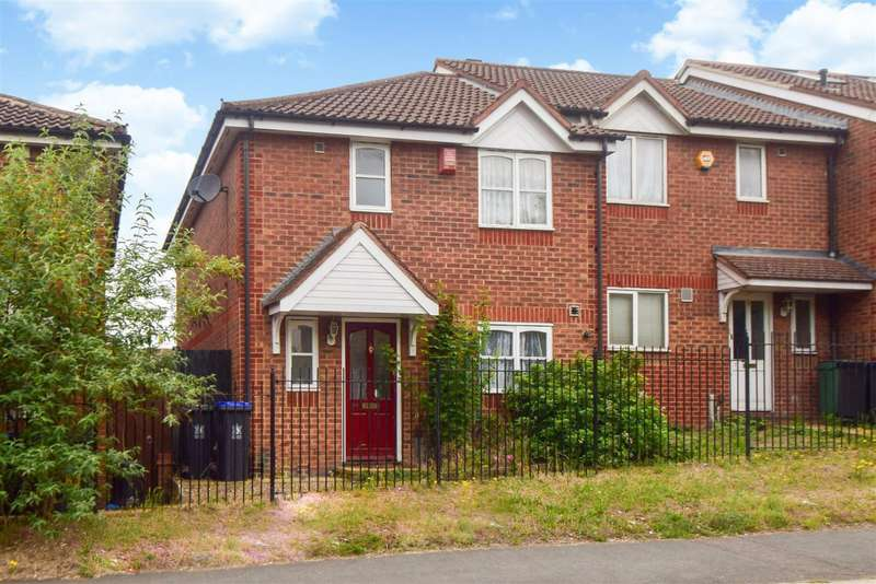 3 Bedrooms End Of Terrace House for sale in Coalmans Way, Burnham, SL1