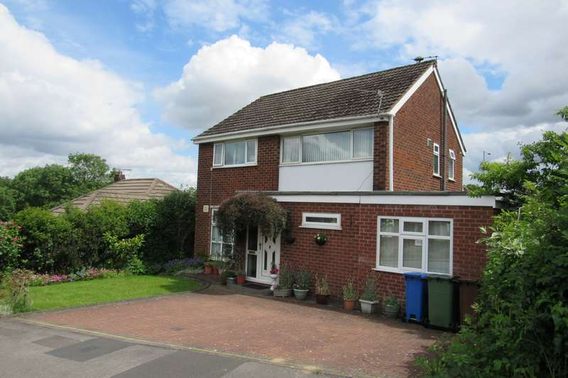 5 Bedrooms Detached House for sale in Kendal Drive, Cheadle, SK8