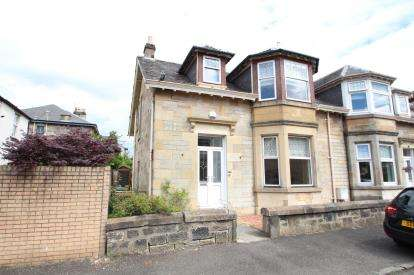 4 Bedrooms Semi Detached House for sale in Mathieson Street, Paisley