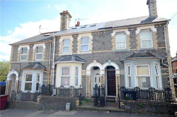 5 Bedrooms Terraced House for sale in Pell Street, Reading, Berkshire