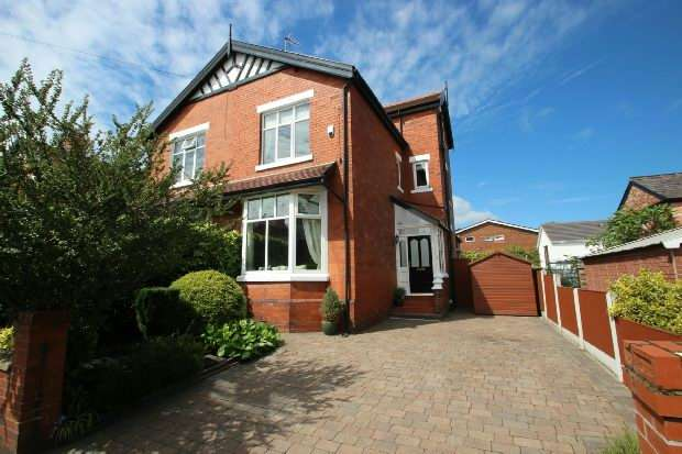 4 Bedrooms Semi Detached House for sale in Sylvan Avenue, Sale