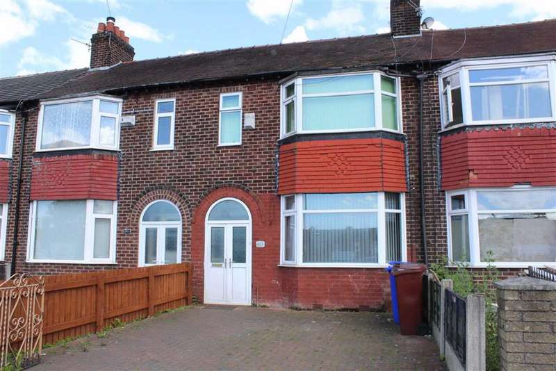 3 Bedrooms Terraced House for sale in Burnage Lane, Greater Manchester