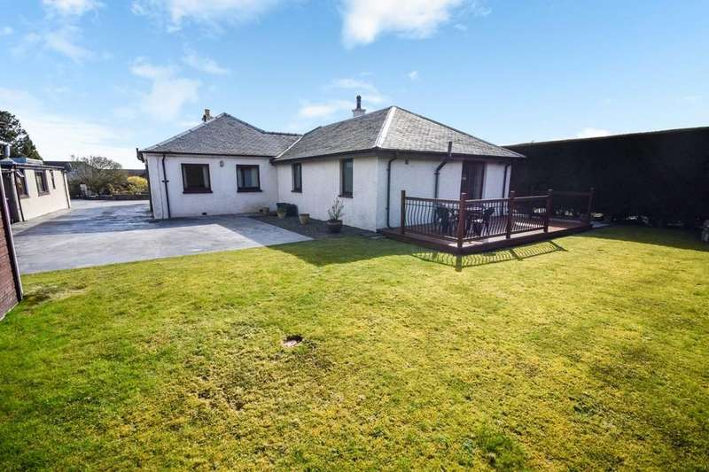 4 Bedrooms Detached Bungalow for sale in Watson Street, Letham, Forfar