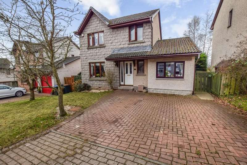 4 Bedrooms Detached House for sale in Mary Findlay Drive, Longforgan, Dundee