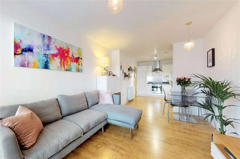 1 Bedroom Flat for sale in Dunston Road, London, E8