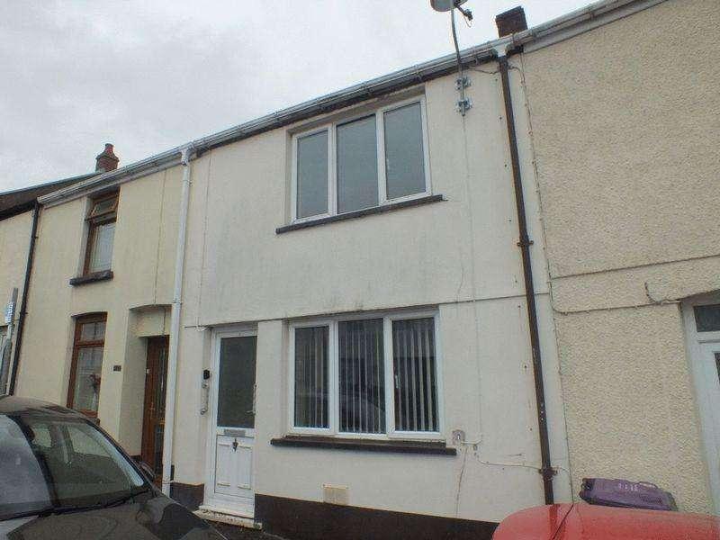 2 Bedrooms Terraced House for sale in Upper Hill Street, Blaenavon