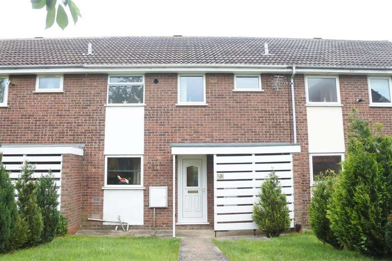 2 Bedrooms Terraced House for sale in Edendale Road, Melton Mowbray