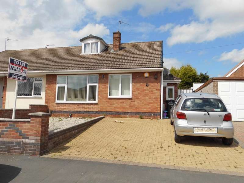 4 Bedrooms Semi Detached Bungalow for rent in Dovedale Road Thurmaston Leicester