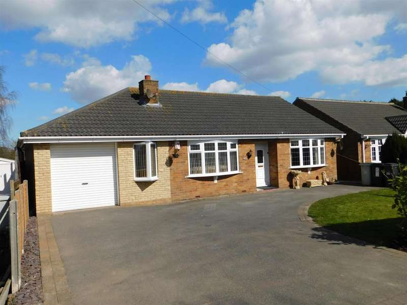 2 Bedrooms Detached Bungalow for sale in Everingtons Lane, Skegness, Lincs, PE25 1HN