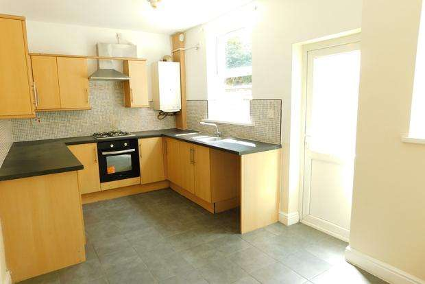 3 Bedrooms Terraced House for sale in Dulverton Road, Leicester, LE3