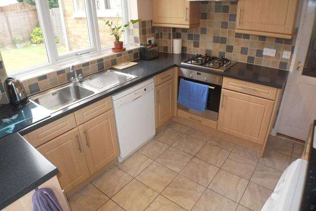 3 Bedrooms Semi Detached House for sale in Homestead Drive, Little Hill,Wigston, Leicester, LE18
