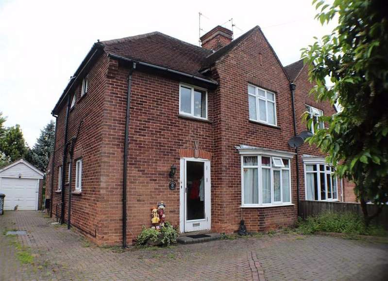 3 Bedrooms Semi Detached House for sale in Linden Way, Boston