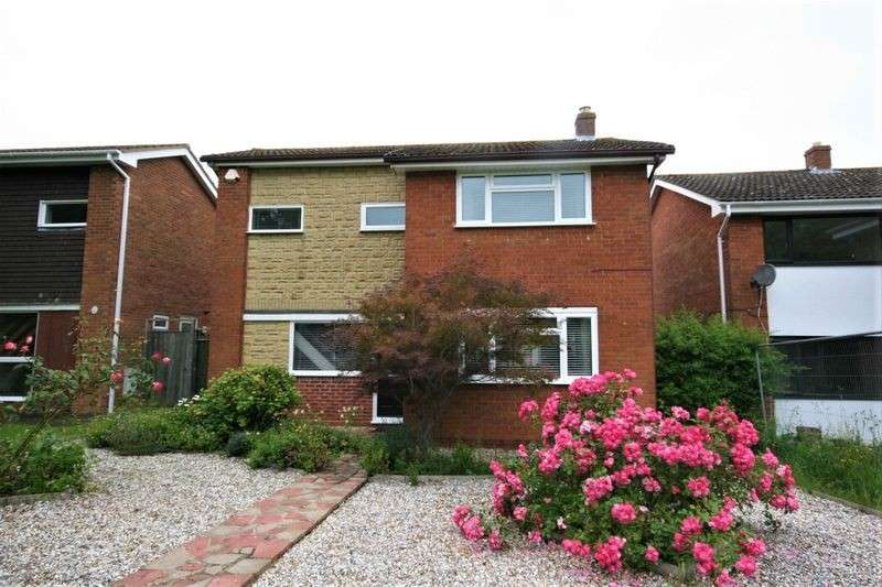 3 Bedrooms Detached House for sale in Swift Road, Gloucester