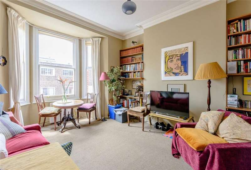 2 Bedrooms Flat for sale in Callow Street, Chelsea, London