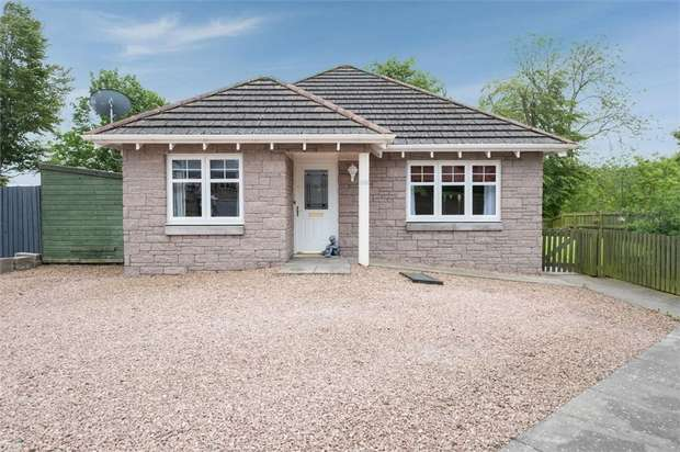 3 Bedrooms Detached Bungalow for sale in Eastmill Road, Brechin, Angus