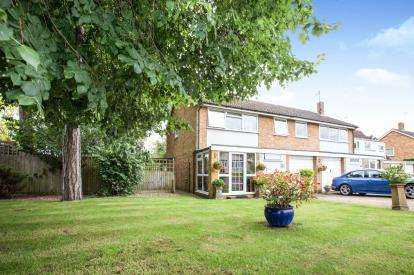 4 Bedrooms Semi Detached House for sale in Newmarket, Suffolk, .