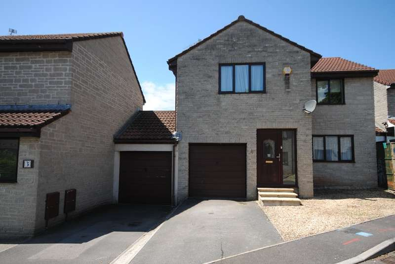 3 Bedrooms Semi Detached House for sale in Cheddar Fields, Cheddar