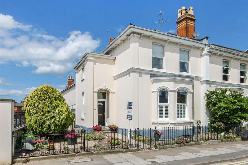 4 Bedrooms Semi Detached House for sale in All Saints Road, Cheltenham