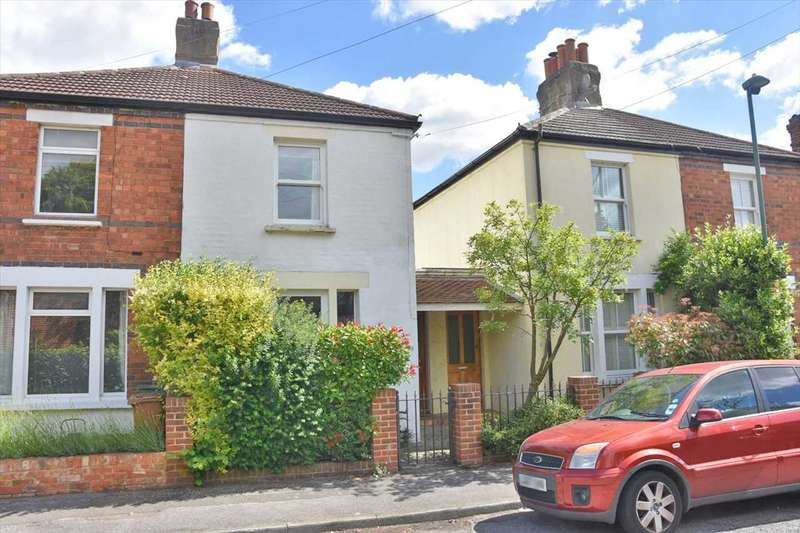 2 Bedrooms Semi Detached House for sale in Rochester Road, Carshalton