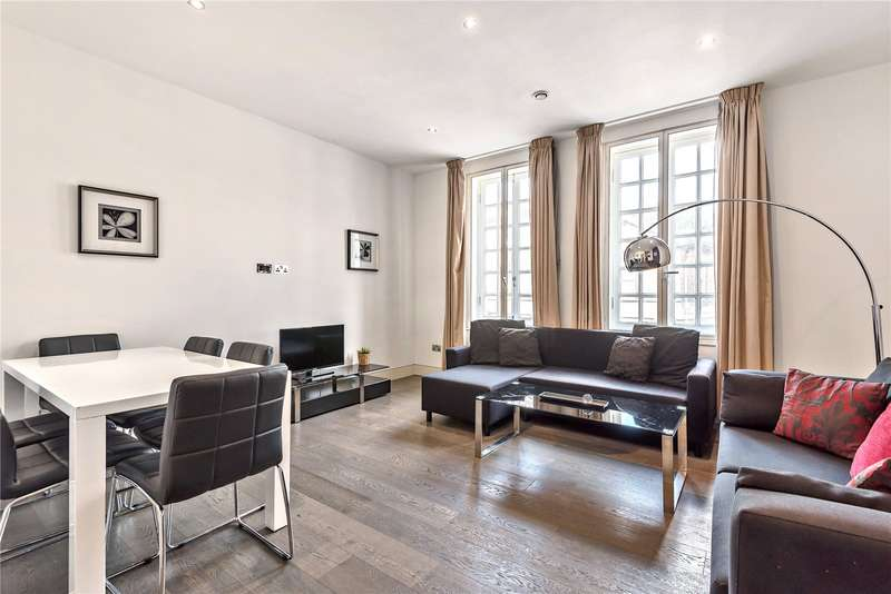 2 Bedrooms Apartment Flat for sale in Buckingham Palace Road, Belgravia, London, SW1W
