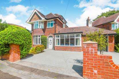 3 Bedrooms Detached House for sale in Ashwood Avenue, Sale, Cheshire, Greater Manchester