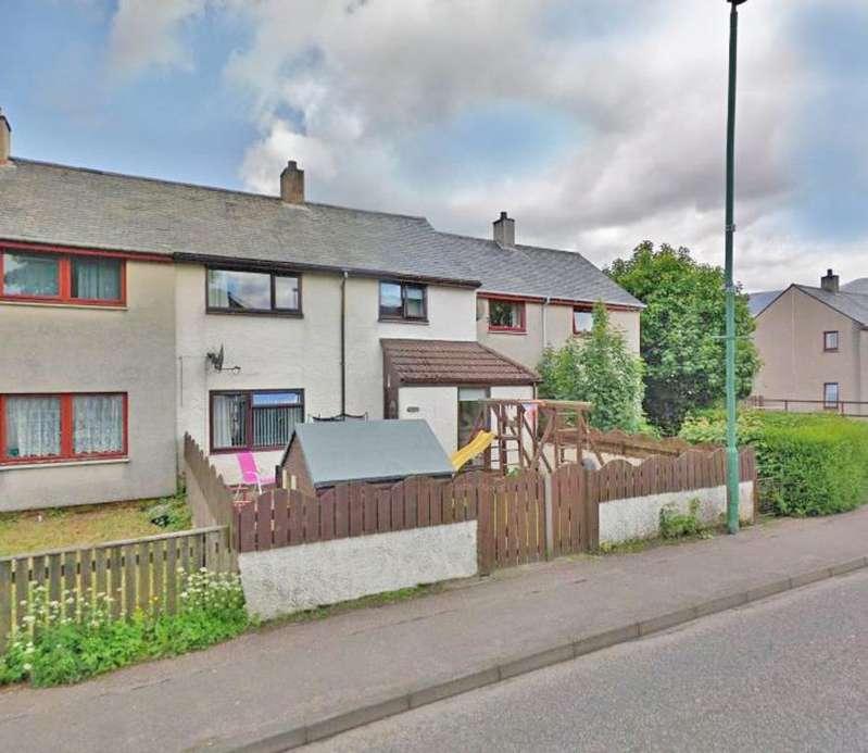 3 Bedrooms Terraced House for sale in 58 Kilmallie Road