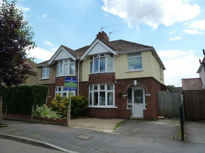 3 Bedrooms Semi Detached House for sale in Windermere Road, Longlevens, Gloucester, GL2