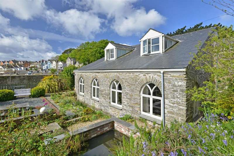 3 Bedrooms Cottage House for sale in Cobbs Well Hill, Fowey