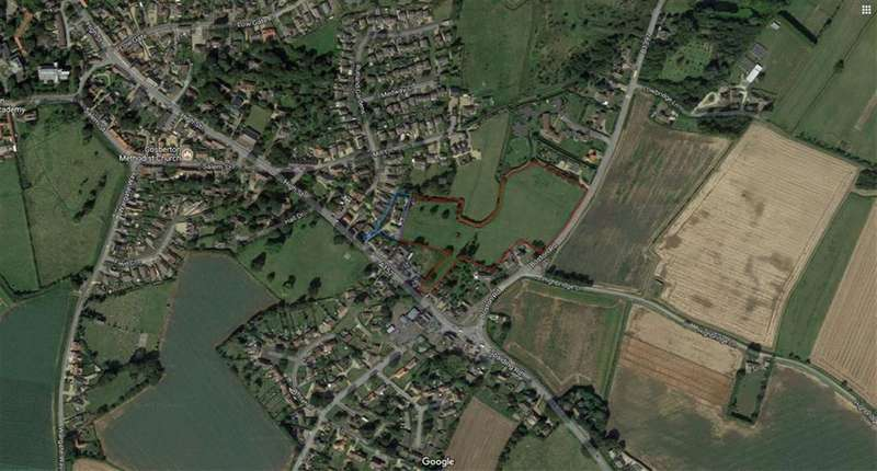Land Commercial for sale in High Street, Gosberton, Spalding, Lincolnshire