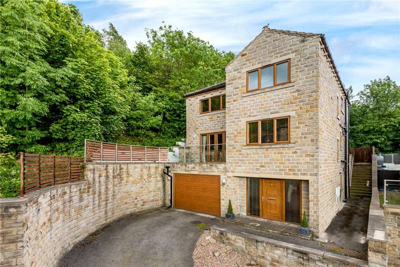 5 Bedrooms Detached House for sale in The Orchards, Earlsheaton, Dewsbury, West Yorkshire