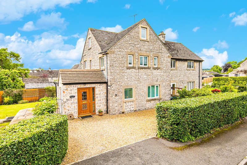 4 Bedrooms Semi Detached House for sale in Grisedale Road West, Great Longstone, Bakewell