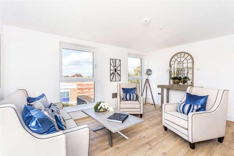 2 Bedrooms Flat for sale in Oriel House, Oriel Road, Cheltenham, Gloucestershire, GL50