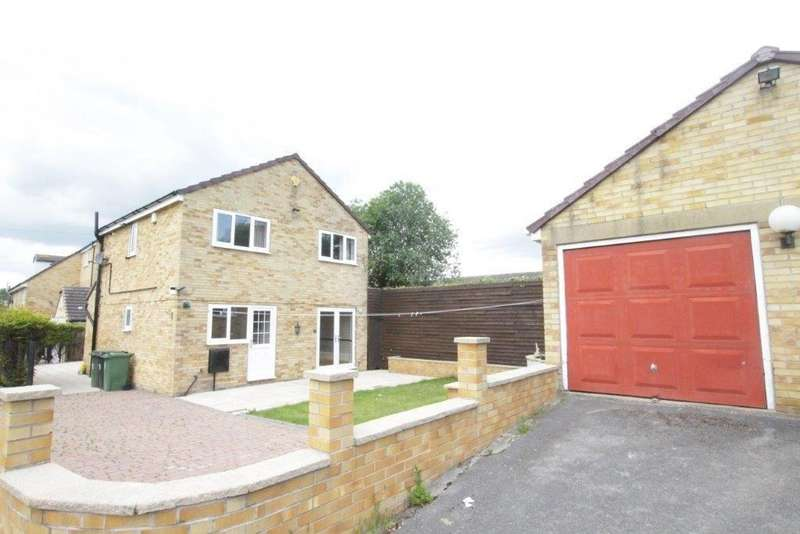 3 Bedrooms Detached House for sale in The Homestead, HECKMONDWIKE, West Yorkshire