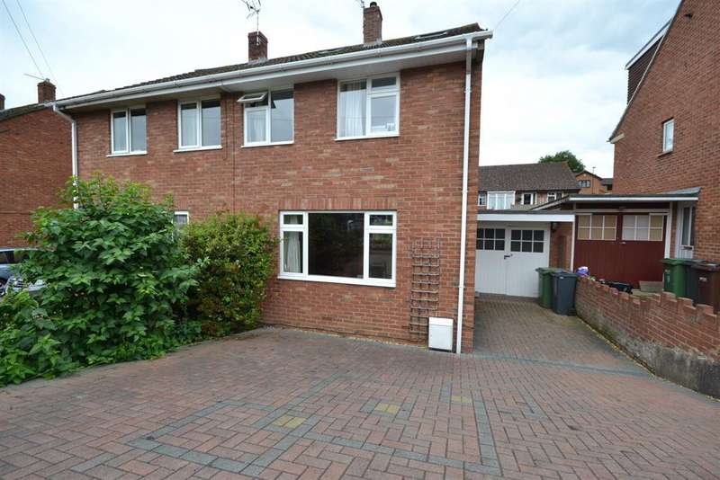 4 Bedrooms Semi Detached House for sale in Nasse Court, Cam