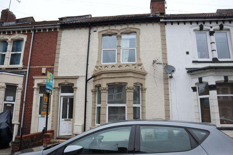 3 Bedrooms Terraced House for sale in Victoria Avenue, Bristol