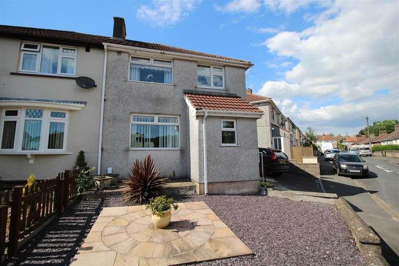 3 Bedrooms Semi Detached House for sale in Graig Park Villas, Malpas, Newport
