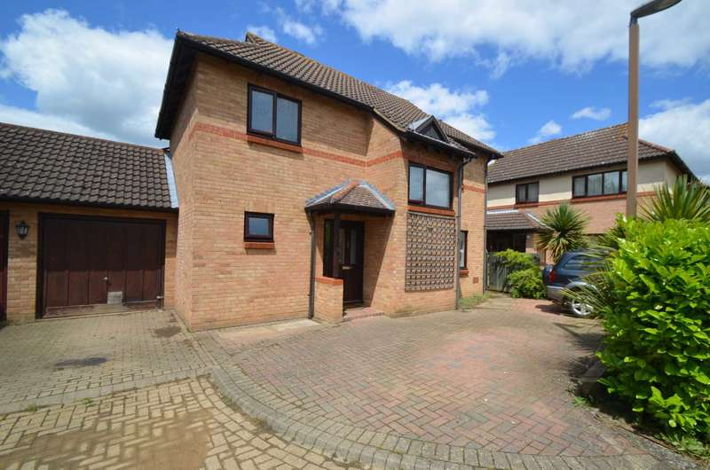 3 Bedrooms Link Detached House for sale in Shenley Church End