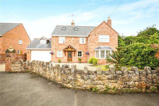 6 Bedrooms Detached House for sale in Rosemary Lane, Burton, Wrexham