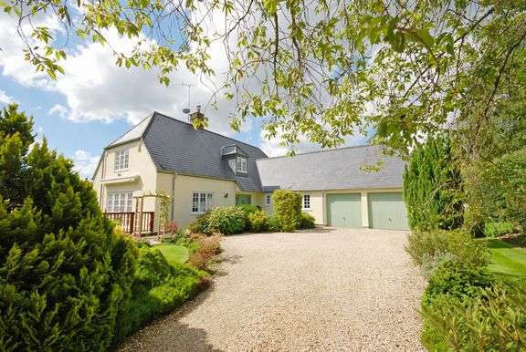 4 Bedrooms Detached House for sale in Wiggaton, Near Ottery St. Mary