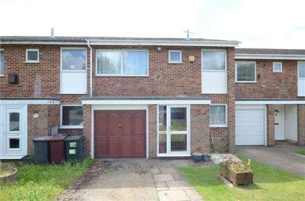 3 Bedrooms Terraced House for sale in Kingsway, Caversham, Reading